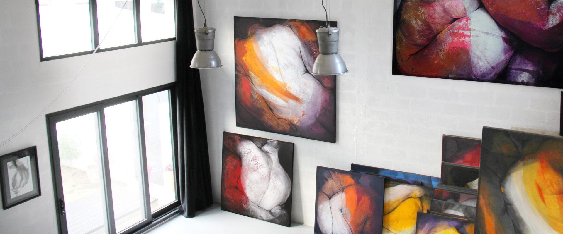 Artiste Peintre Contemporain Toulouse etienne gros - artiste contemporain